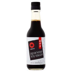 Obento Japanse sojasaus