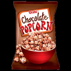 Oishi  Chocolade popcorn