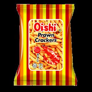 Oishi  Garnalen crackers