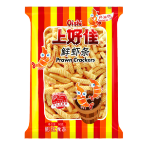 Oishi Prawn crackers (80g)