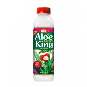 OKF Aloe vera drank met lychee smaak