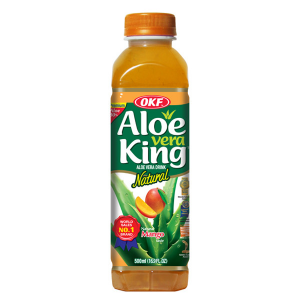 OKF Aloe vera drank met mango smaak