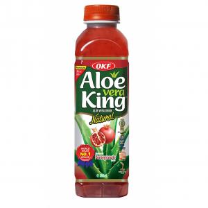 OKF Aloe vera drank met granaatappel smaak