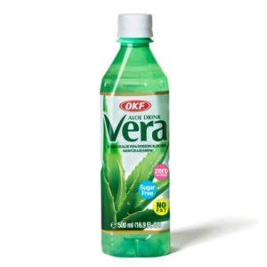Okf  Aloe vera drank suikervrij