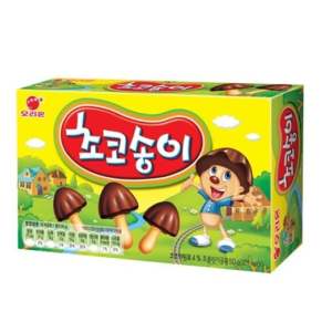 Orion Choco songi chocolate crackers