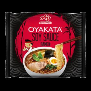 Oyakata Soy sauce ramen