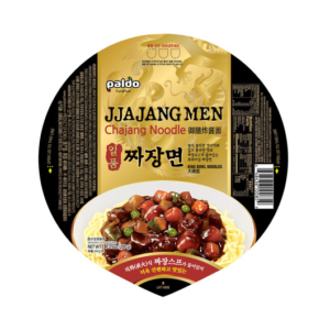 Paldo Bowl noodle jjajang men black bean sauce