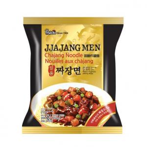 Paldo Jjajang men noedels met zwarte bonensaus