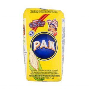 P.A.N. Voorgekookte witte maïsmeel