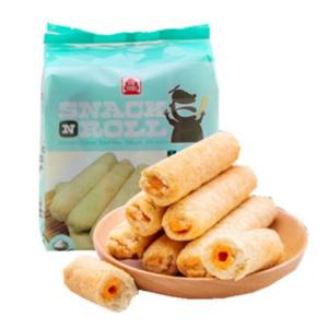 Pei Tien Snack roll butter flavor (北田 点心棒 奶油味)