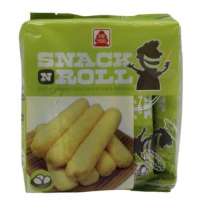 Pei Tien Snack roll yolk flavor (北田 点心棒 蛋黄味)