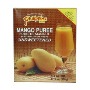 Philippine Brand Mango puree unsweetened