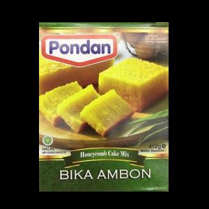 Pondan Bika ambon honingraat cake mix
