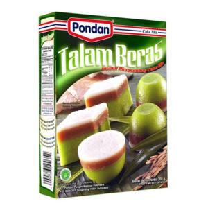 Pondan Talam beras rijstpudding mix