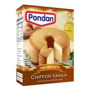 Pondan Vanille chiffon cake mix