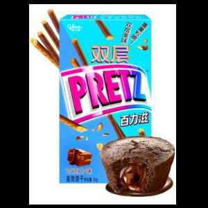 Pretz Biscuit koekjes chocolade smaak