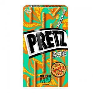 Pretz Biscuit sticks pizza flavour