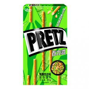 Pretz Biscuit sticks vegetable flavour