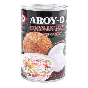 Aroy-D Kokosmelk voor dessert