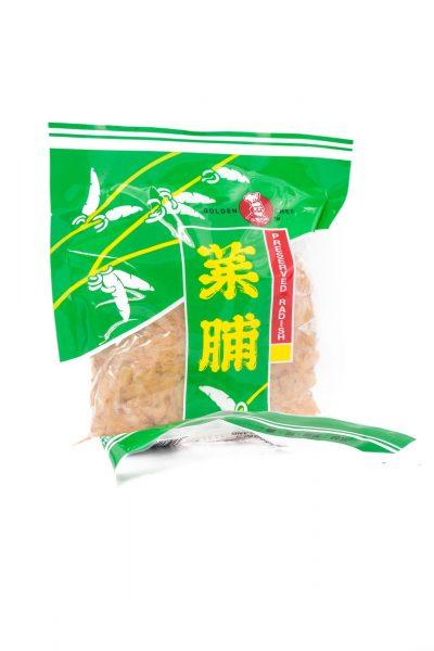 Golden Chef Gedroogd zoute radijs schijfjes