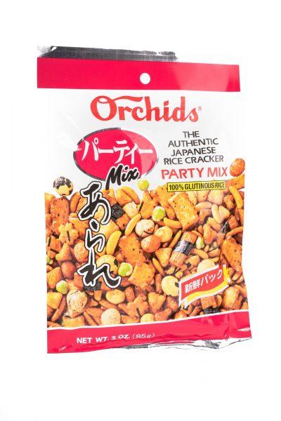 Orchids  Japanse party mix rijstcrackers