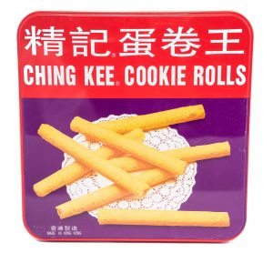 Ching Kee Cookie rolls