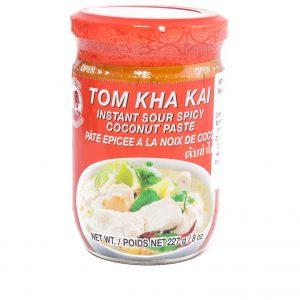 Cock Brand Kokospasta (tom kha kai)
