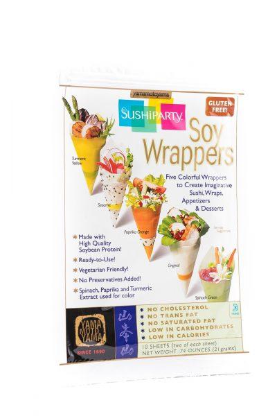 Yama Moto Yama Assortiment van wrappers voor sushi