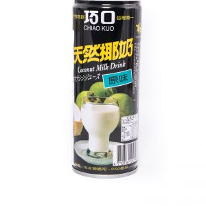 Chiao Kuo Naturel kokosmelk drank (巧口天然椰奶)