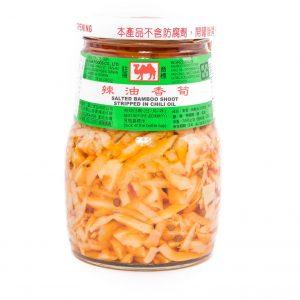 Ji Xiang Ju Bamboo shoot in chili oil