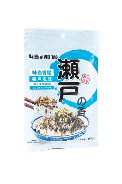 Wei Tao Seto fumi furikake-rijstkruiden seto smaak