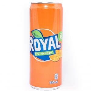 Royal Tru-orange frisdrank