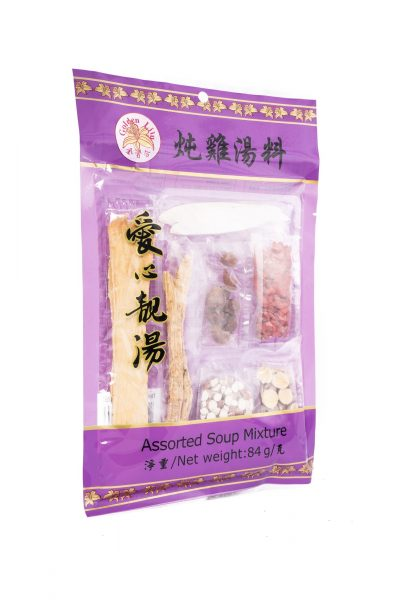 Golden Lily Assorted soup mixture