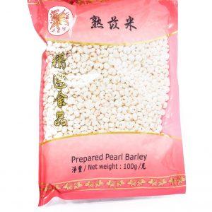 Golden Lily Geparelde parelgort (熟薏米)