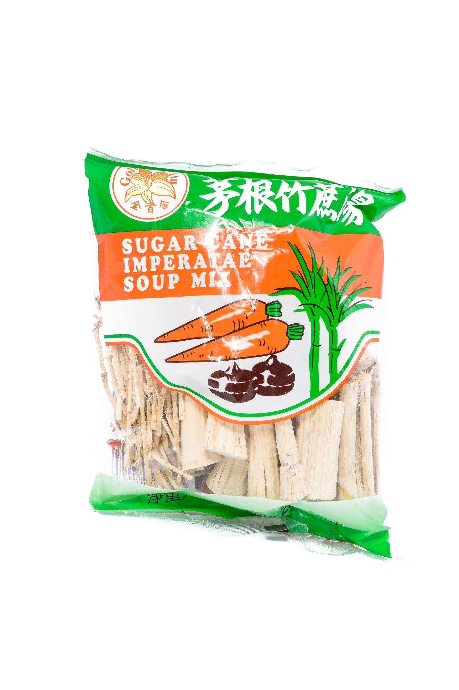 Sugar cane soup mix
