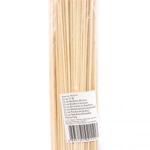 Liroy Bamboe saté stokjes 25cm