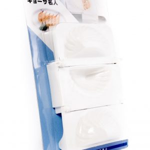 Ajiwai-Shyokubu Plastic gyoza vorm