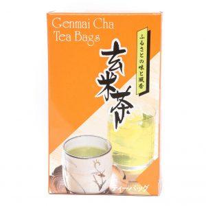 Hamasa Yuki Groene thee met geroosterde rijst (genmai-cha)