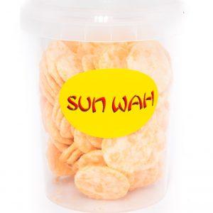 Sun Wah Rijstcrackers sunrise