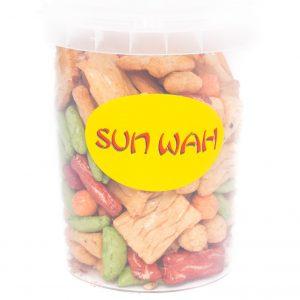 Sun Wah Rijstcrackers rigato mix