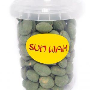 Sun Wah Hot wasabi nuts