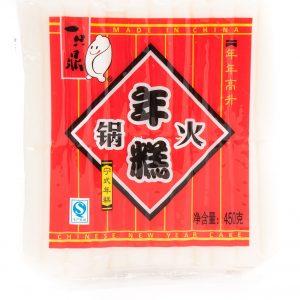 Yi Zhi Ding Hot pot rijstcake