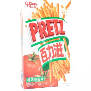 Pretz Biscuit stokjes tomaten smaak