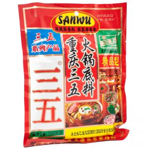 Sanwu  Hot pot saus