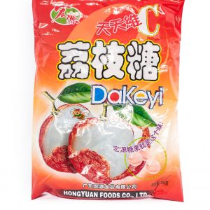 Hong Yuan Lychee aroma snoep
