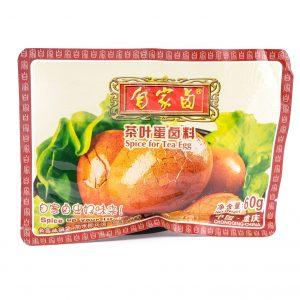 Zi Jia Lu  Gemarineerd poeder voor eieren