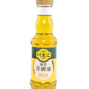Sichuan peper olie (210ml)