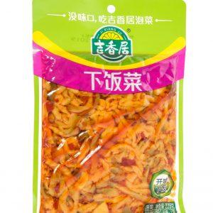 Ji Xiang Ju Pikante groentemix