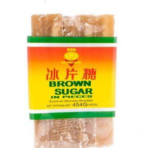 Golden Lion Bruine suiker in stukken
