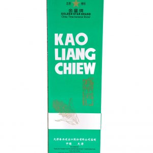 Golden Star Kao liang chiew 62% ALC.